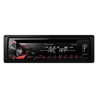 Brand New Pioneer DEH-X1950UB Single Din Head Unit (Installation Included)