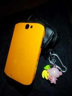 Sleek (orange)Shockproof Case for Samsung Galaxy Note 2