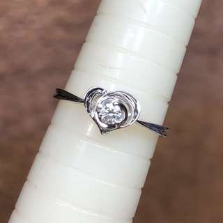 Mabelle 18k diamond ring 💍 鑽石戒指