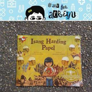Isang Harding Papel by Augie Rivera