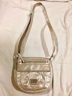 Original Nine West Cream Small Side Bag