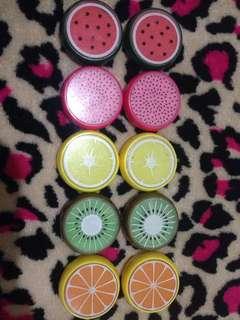 Mini Fruit slime bundle!