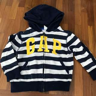 Baby Gap Sweater with Hoodie