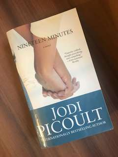 'Nineteen Minutes' by Jodi Picoult (Novel)