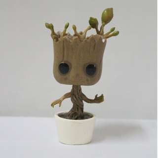 Pop Funko Guardians Of The Galaxy: Dancing Groot