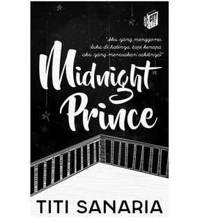 Ebook Midnight Prince - Titi Sanaria