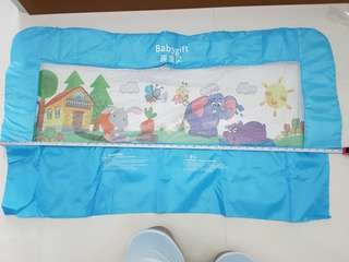 Brand new Kids bed safety net
