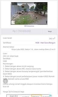 Tanah Hoek - BSD