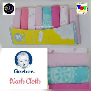 Gerber Wash Cloth