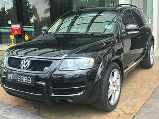 Volkswagen Toureg 3.6