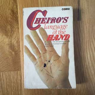 cheiros language of the hand palmistry occult witchcraft