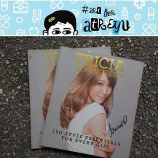 150 Style Essentials For Every Girl - Tricia Gosingtian - FASION BOOK (Signed) Qty: 1