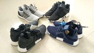 Sepatu adidas NMD, EQR & Ultraboost