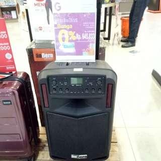 Speaker Aubern Aktif Portable Bisa Kredit 0%