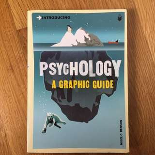 introducing psychology: a graphic guide by nigel c benson