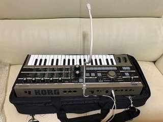 KORG micro syntheszer/vocoder