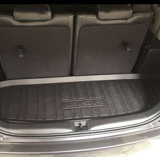 Toyota Wish Boot Tray Gen2