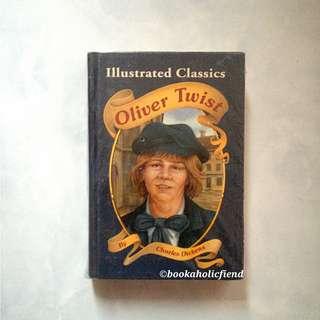 Oliver Twist Illustrated Classics