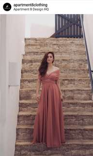 For RENT: Apartment 8 Multiway Gown