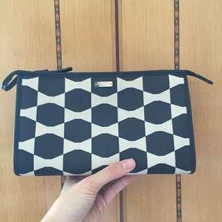 Kate Spade ♠️ clutch /cosmetic bag