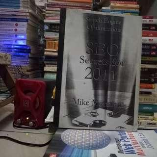SEO Secrets for 2011 Fotocopy