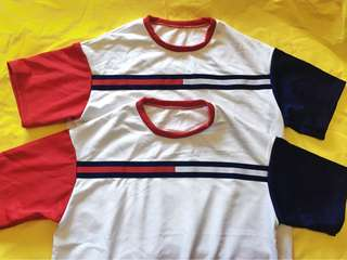 TOMMY HILFIGER INSPIRED TEE