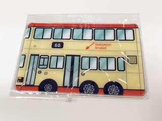 巴士造型八達通套