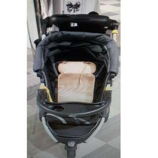 歐式高級三輪手推車