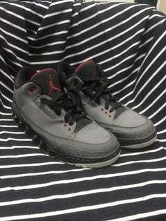 """Air Jordan 3 """"Cement"""" colorway (og/ original)"""