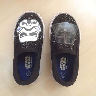 Slip On Star Wars