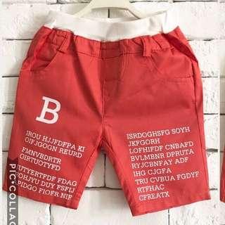 Boys Bermudas Shorts