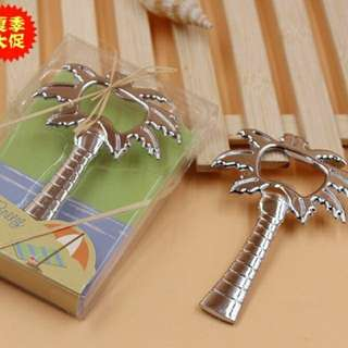 Souvenir/giveaway - Coconut tree beer opener