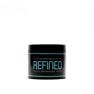 [BEST] Refined Premium Pomade   STRONG HOLD   WATER BASED   GENTLE ON SCALP  