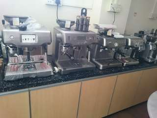 Breville Coffee Machines