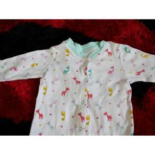 Mothercare Sleepsuit 6-9M