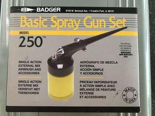Badger Airbrush Spray Gun Set