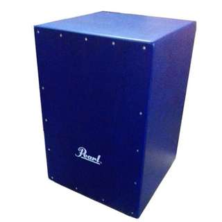 Pearl PBC-513CBC-BLU Chipboard Cajon, Blue
