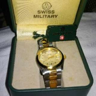 military Swiss watch matic (rush)