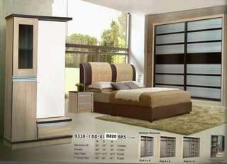 Bedroom set installment plan payment per-month 9338-1