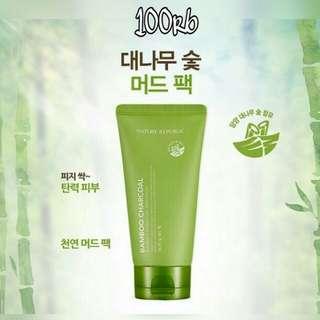 Nature Republic Bamboo Charcoal Kode-L