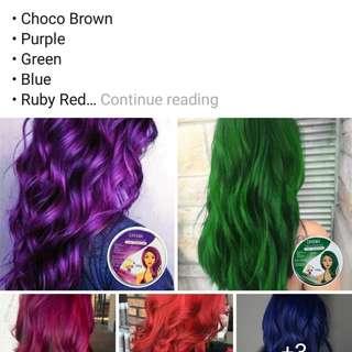 celloshine haircolor