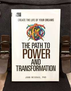 # Highly Recommended《Bran-New +The Secret Of Self Transformation :  The Synthesis Effect 》John McGrail - THE PATH TO POWER AND TRANSFORMATION : Create The Life Of Your Dreams