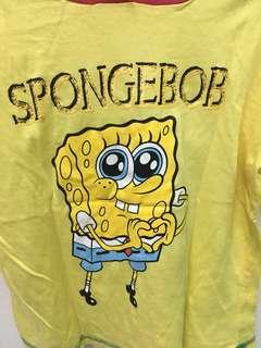 sponge bob tshirt