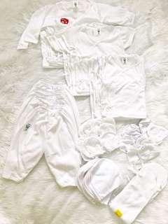 Newborn Clothes (66 Items)