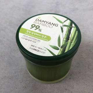 [ THE FACE SHOP ] 99% Damyang Bamboo Soothing Gel