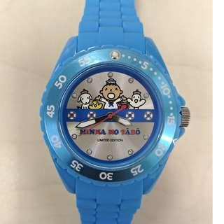 Sanrio Swarovski 水晶手錶(大口仔)
