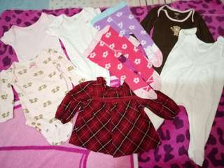 Preloved clothes of my baby amarah