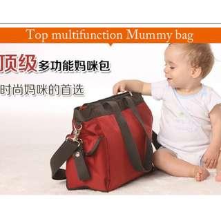 Baby Diaper Bag (In Stock)