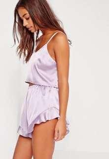 Missguided 2 pc pyjama set