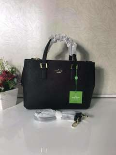 Kate Spade Double Zip Satchel